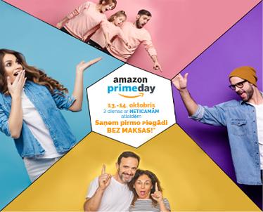 Amazon Prime Day 2020 – ko tas nozīmē, un kā atrast labākos piedāvājumus?