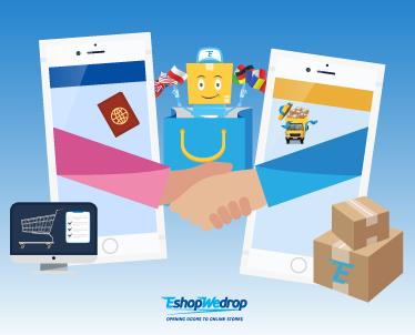 Esi gatavs iepirkties interneta veikalos ar EshopWedrop!
