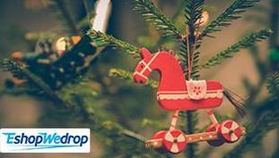 Ziemassvētku dekorācijas īpašam svētku noskaņojumam!