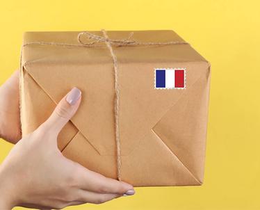 Покупайте из Франции – Получайте в Латвии