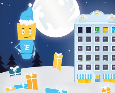 Сюрприз! Ваш новый Рождественский календарь уже здесь!