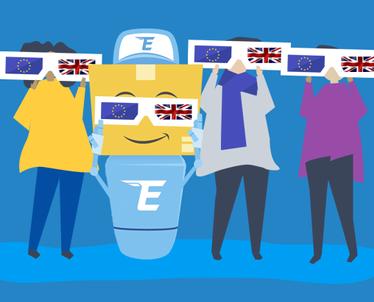 """Brexit – jā vai nē? Atbilde ir """"jā!"""" , ja runa iet par iepirkšanos internetā!"""