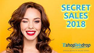 Secret Sales – Deals 2018