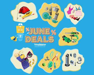 Kādas preces iegādāties jūnijā – labākie piedāvājumi