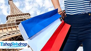 Jaunums! Iepērcies Francijas e-veikalos!
