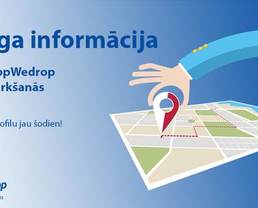 Svarīga informācija – Jauna Polijas noliktavas adrese