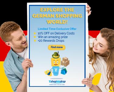 Iepazīsti iepirkšanās iespējas Vācijā