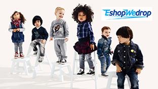 Bērnu apģērbam vairāk kā 70% atlaide!