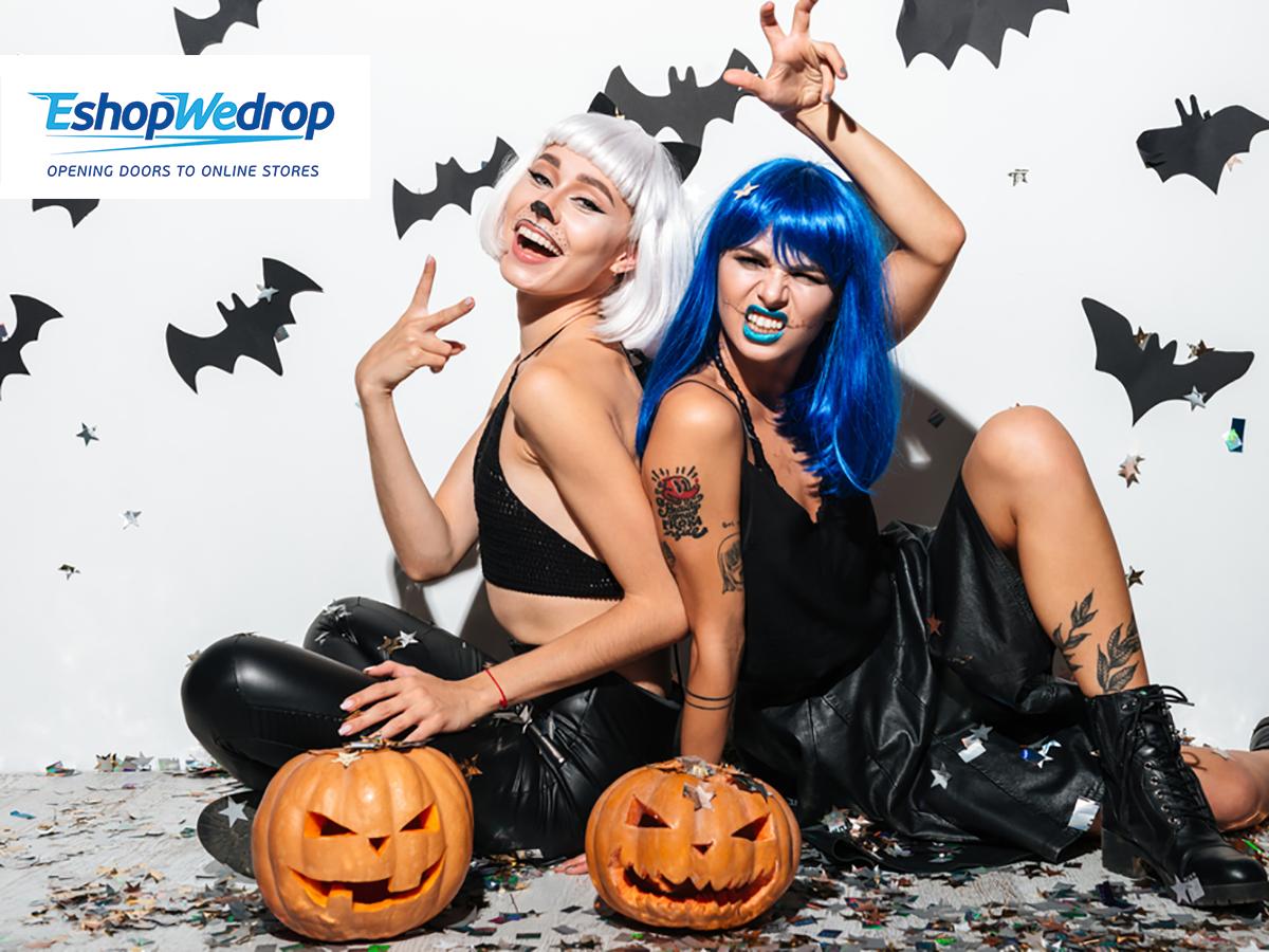 Halloween Feest.Halloween Party Supplies Eshopwedrop Lt